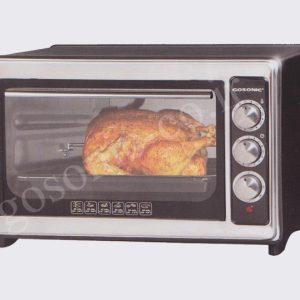 Electric toaster oven 533 gosonic